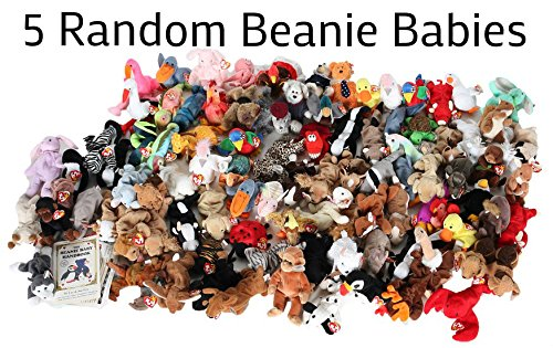 ty-original-beanie-babies-assortment-of-5
