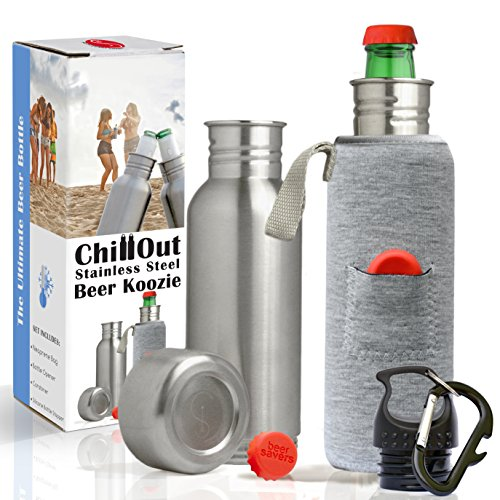 Stainless Steel Beer Bottle Cooler product image