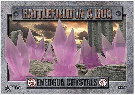 ボックス入りバトルフィールド:エナゴン・クリスタル。