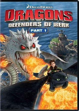 b368fe08d9aa Amazon.com  Dragons  Defenders of Berk Part 1  America Ferrera