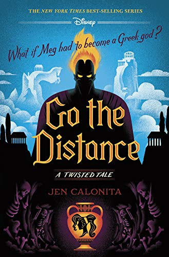 Book Cover: Go the Distance: A Twisted Tale