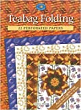 Search Press Books - Teabag Folding Papers
