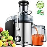 Best Juicer Machines - Juicer Juice Extractor Aicok 1000W Powerful Juicer Machine Review