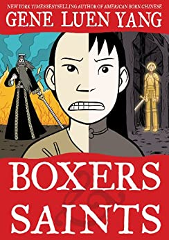 Boxers Saints Gene Luen Yang ebook product image