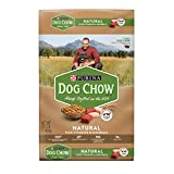 Purina Dog Chow Natural with Real Chicken & Beef Adult Dry Dog Food - 16.5 lb. Bag