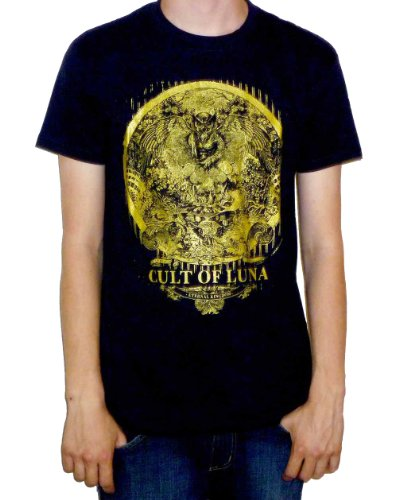 Cult Of Luna - Eternal Kingdom Black T-shirt - Size Medium