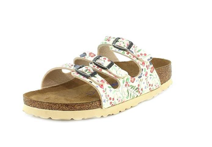96db9710810a0 Birkenstock Women's Florida Leather Sandal