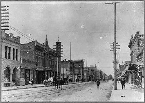 Photo: Street Scene,Masonic insignia,Boise,Idaho,ID,Ada - Boise Idaho Stores