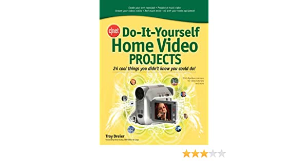 Cnet do it yourself home video projects kindle edition by troy cnet do it yourself home video projects kindle edition by troy dreier humor entertainment kindle ebooks amazon solutioingenieria Images