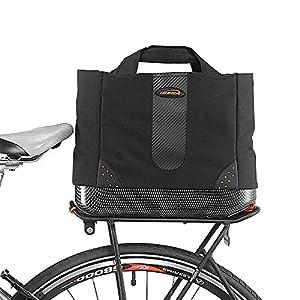 Ibera 2 in 1 Bike PakRak Insulated Cooler Trunk Bag 486b3dff4e920