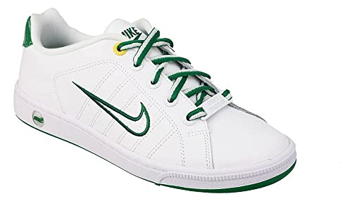 1469eb0804 Nike Court Tradition 2 Junior Boys Leather Trainers (316768 104) (5 UK)