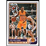 2015-16 Complete Basketball #179 Lou Williams Los Angeles Lakers Official NBA.
