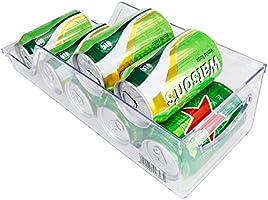 DINY hogar productos bebidas puede organizador, soporte para latas ...