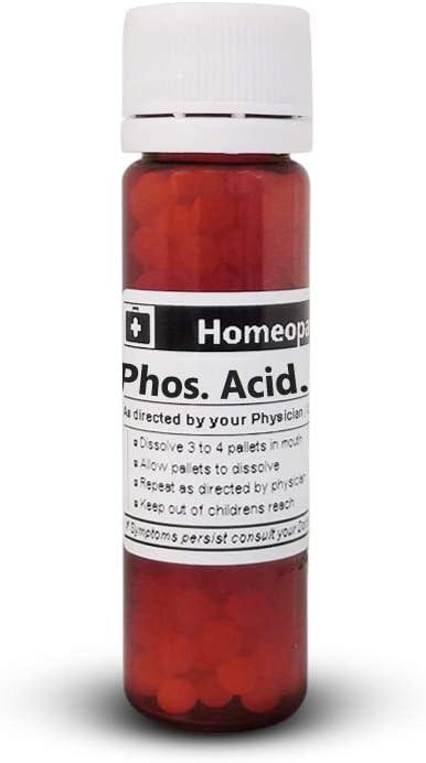 Phosphoric Acid 200C Homeopathic Remedy - 200 Pellets