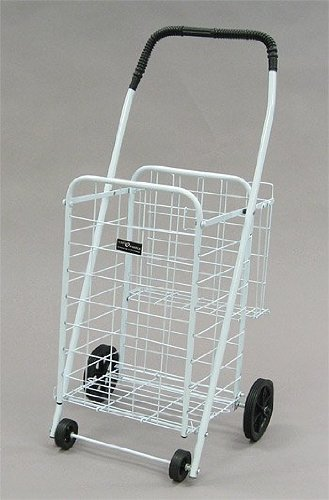 Shopping Cart Mini Plus WHITE (Narita Mini Shopping Cart)