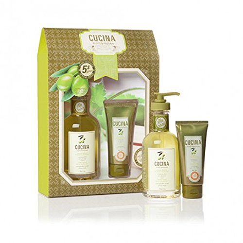 Fruits and Passion Cucina Hand Care Duo Coriander and Olive Tree
