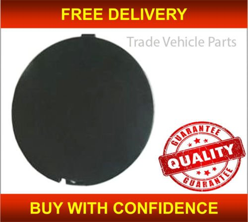 Trade Vehicle Parts FT1315 Front Bumper Towing Eye Cover Generic