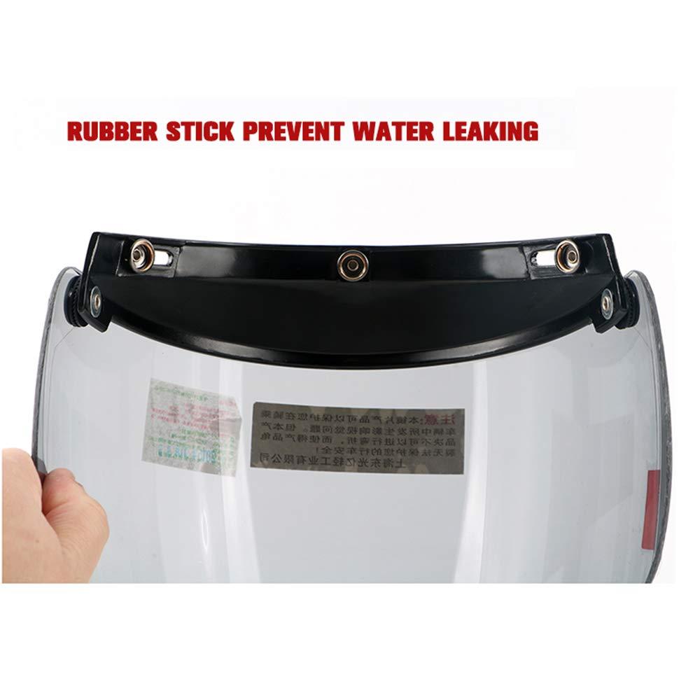 301105 Smoke Mxl Industries Scratch Resistant Flip Shield