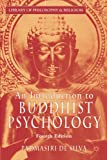 img - for An Introduction to Buddhist Psychology (Library of Philosophy and Religion) book / textbook / text book