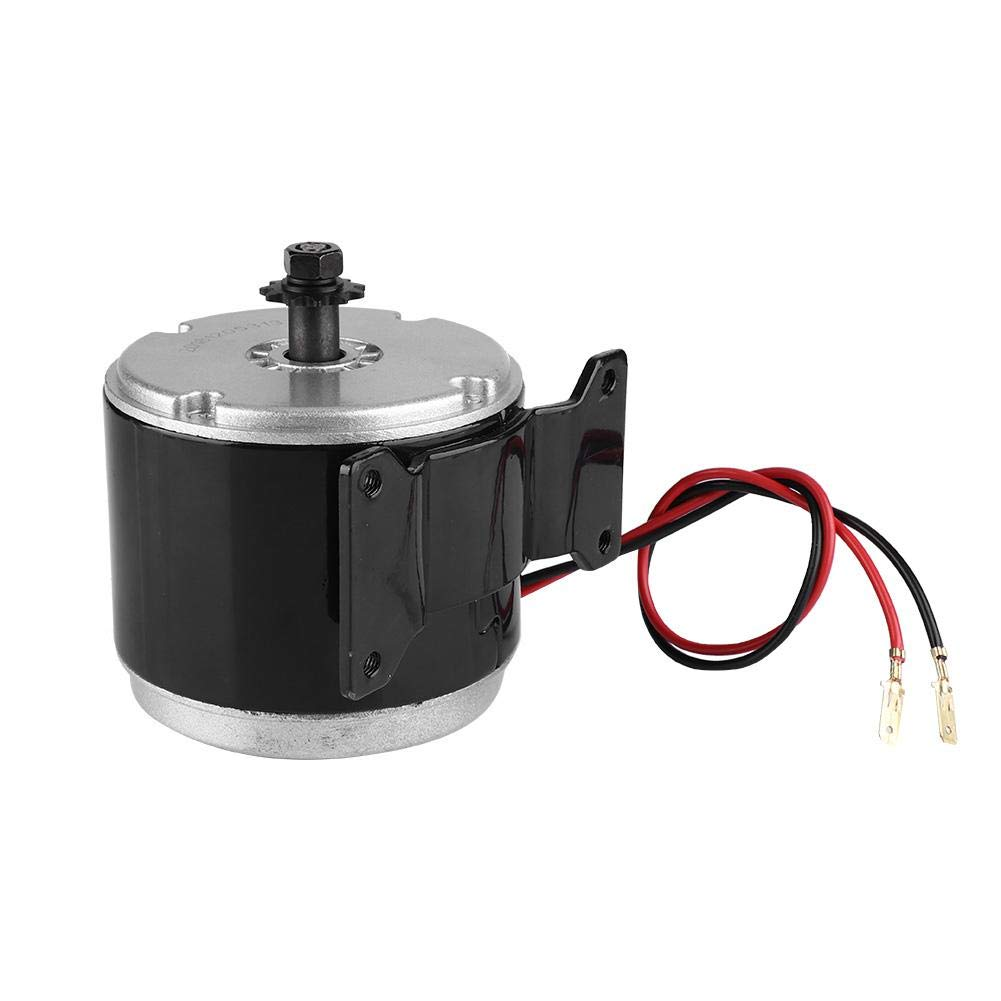 Bnineteenteam Durable Professional Electric Bike Motor 24V 350W for Small Surf Electric Bike