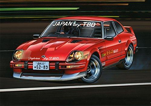 Nissan 280z (Touge Series: 1/24 Model Kit - #10 Nissan Fairlady 280Z-T)