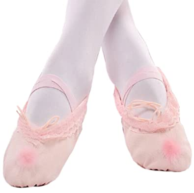 76abd86924b95 Amazon.com | Performance Ballet Shoes/Canva Dance Shoes for Pretty ...