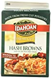 Idahoan Hash Browns, Fresh Cut, 2.125 Pound (Pack of 6)
