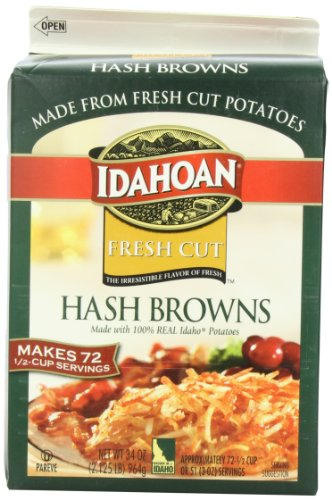 Idahoan Browns Fresh 2 125 Pound product image