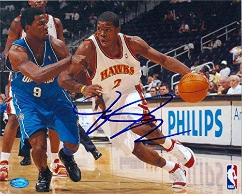 Autographed Joe Johnson Photo - 8x10) - Autographed NBA Photos (Photo Johnson Joe)