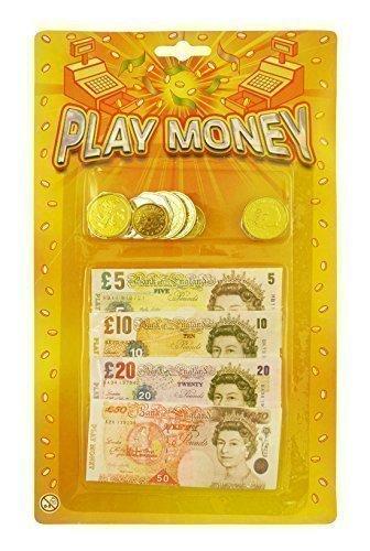 Kinder Spielgeld Für Geschäft Rollenspiel Britische Pfund