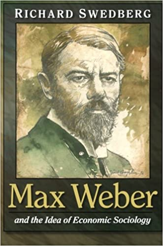 amazon max weber and the idea of economic sociology richard