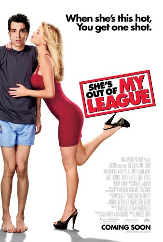 Image result for she's out of my league poster