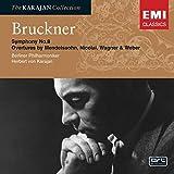 Bruckner: Symphony No. 8 / Overtures By Mendelssohn, Wagner & Weber