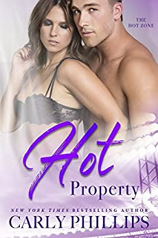 Hot Property (Hot Zone Book 4) by [Phillips, Carly]