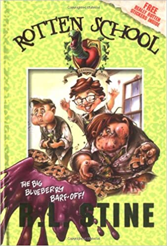 Rotten School, The Big Blueberry Barf-Off!