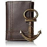 Dockers Men's Wallet With Anchor Bottle Opener Gift Set
