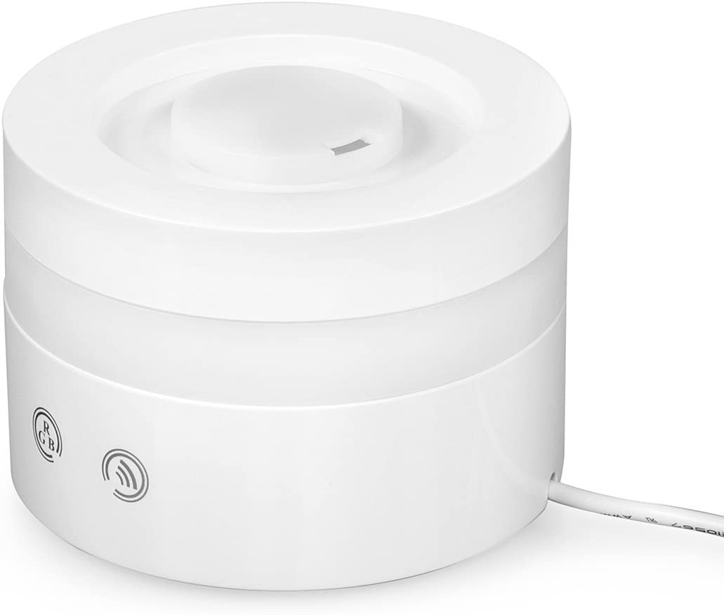 MFEEL Mini USB Essential Oil Diffuser, 100ml Portable Humidifier, Travel-Size Air Humidifier Ultrasonic Cool Mist Aroma Humidifier Air Purifier for Bedroom Baby Room Home Office Car