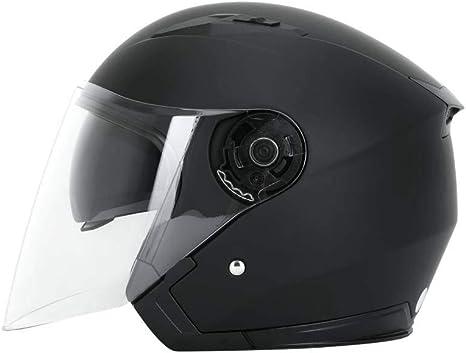 Scorpion Exo Covert Half Shell Helmet Matte Black Free Size Exchanges