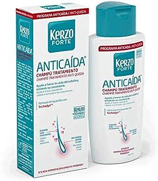 Champú tratamiento anticaída Kerzo: Amazon.es: Belleza
