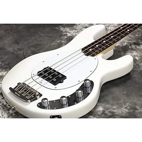 MUSIC MAN/Stingray 4 White ミュージックマン B07QWL1GF8