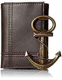 Dockers Men's Wallet With Anchor Bottle Opener Gift Set