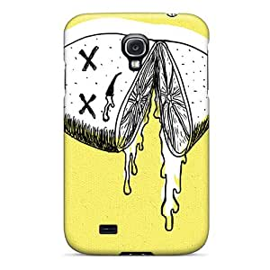Tpu Case Cover Compatible For Galaxy S4/ Hot Case/ Lemonade