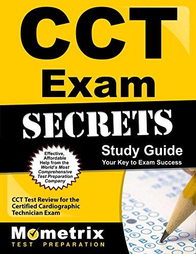 CCT Exam Secrets Study Guide: CCT Test Review for the Certif
