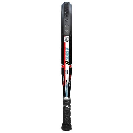 Varlion LW Carbon 6 Quattro Palas, Adultos Unisex, Rojo, 370-375 ...