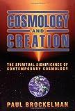 Cosmology and Creation, Paul Brockelman, 0195119908