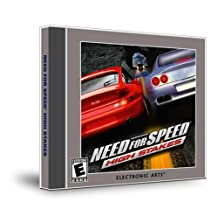 NEED FOR SPEED HIGH STAKES PC