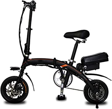 Bicicleta eléctrica de LKLK, Bicicleta Urbana, Plegable, Velocidad ...