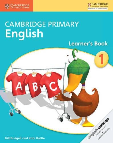 Cambridge Primary English Stage 1 Learner