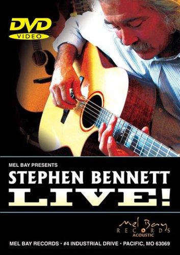 Stephen Bennett - Stephen Bennett Live (DVD)