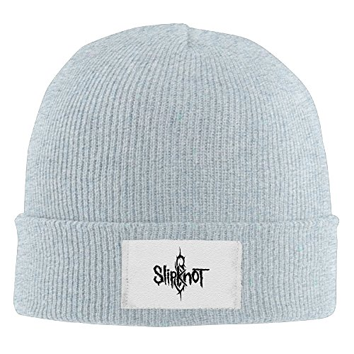 Brooklyn Bridge Snow - Unisex Knit Caps Slipknot Mick Thomson Logo Iowa Beanie Hats